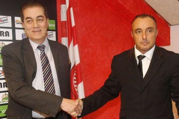 Josu Uribe, nuevo técnico del Girona