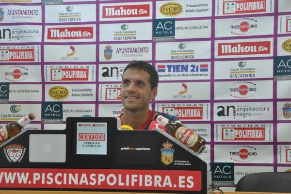 """Barral: """"Ser capitán es una alegría, pero también una responsabilidad"""""""