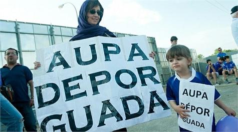 Guadalajara descenso