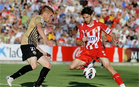 Girona Liga Adelante