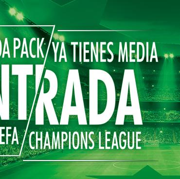 Consigue tu entrada para la Champions con Heineken
