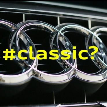 El clásico del fútbol español no se puede etiquetar, el Audi Q2 tampoco